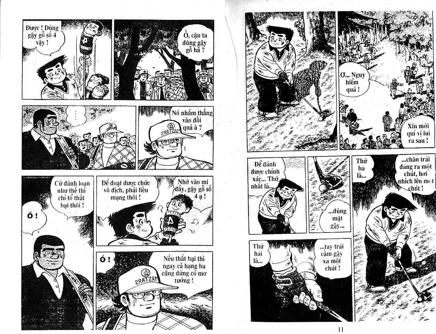 Ashita Tenki ni Naare chapter 20 trang 4