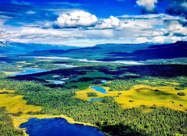 Alaska Kreuzfahrt mit Queen Elizabeth