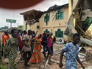 Yinka Ayefele's Music House Has Been Demolished
