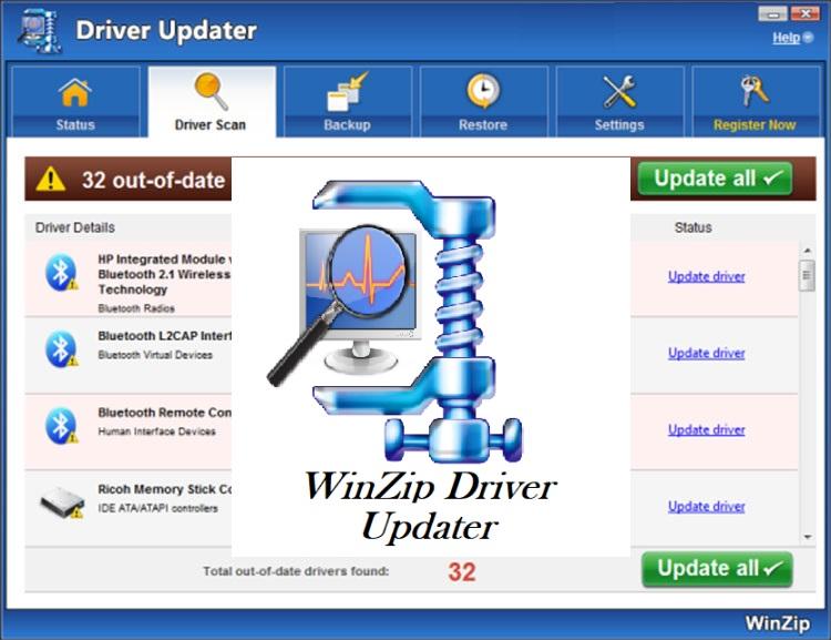 keygen winzip driver updater