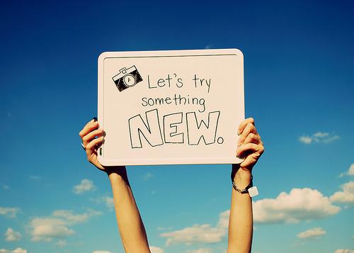 Siapkan Diri untuk Memulai Sesuatu yang Baru