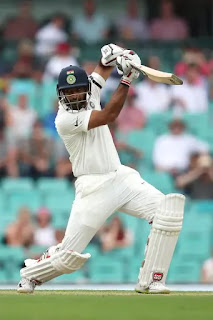 On the very first day of the Sydney Test, the Indian team won the seal, read this equation