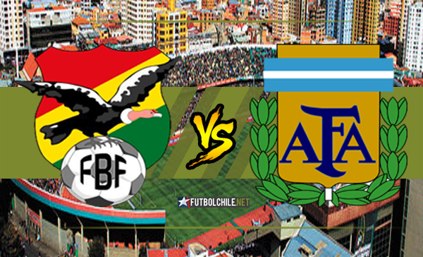 Ver stream hd youtube facebook movil android ios iphone table ipad windows mac linux resultado en vivo, online: Bolivia vs Argentina
