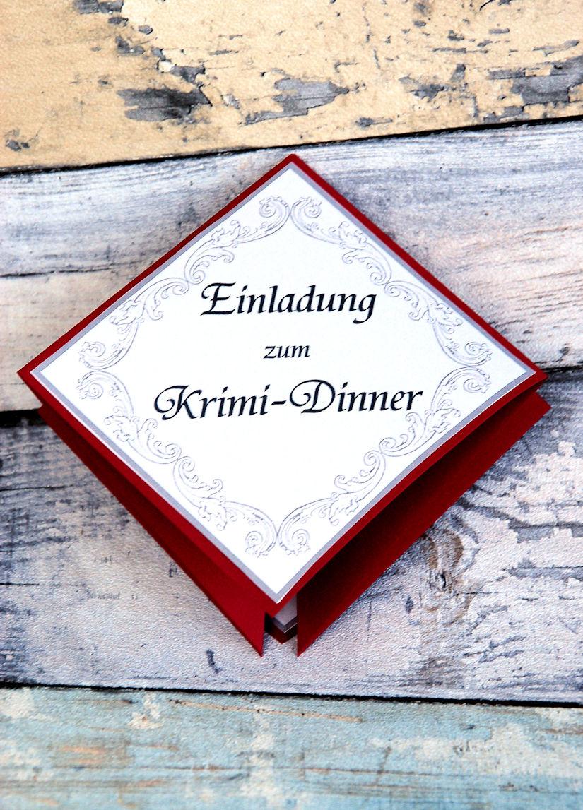 KrimiKiosk: SNACK IM IRRENHAUS - Krimi (Dinner)-Spiele für Zuhause
