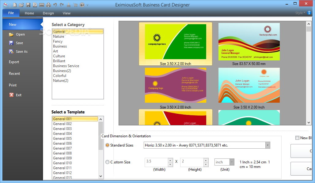 Download EximiousSoft Business Card Designer Pro 3.02 CRACKED ...