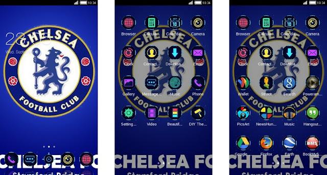 Download Tema Chelsea Android Keren & Gratis - Elegan