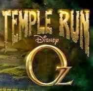 تحميل لعبة الهروب من المعبد الاصدار الاول للاندرويد download temple run oz 1 for Android
