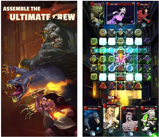 Shadow Wars V1.2.1 Apk MOD (Unlimited Money)