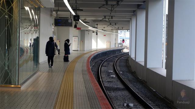 Rel Kyoto Station