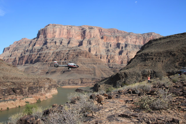 Grand Canyon Discovery Elicottero Grand Canyon West