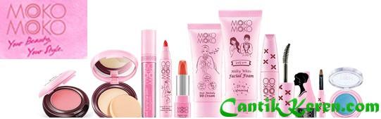 Katalog Produk Daftar Harga Kosmetik Moko Moko Terbaru