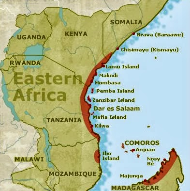 Epic World History: East African City states