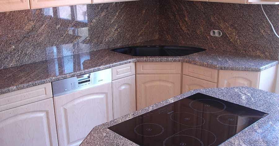 pflege granit arbeitsplatte küche - Pflege Granit Arbeitsplatte Küche