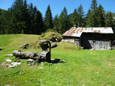 La Laya Tour del Mont Blanc