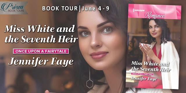 Miss White and the Seventh Heir banner