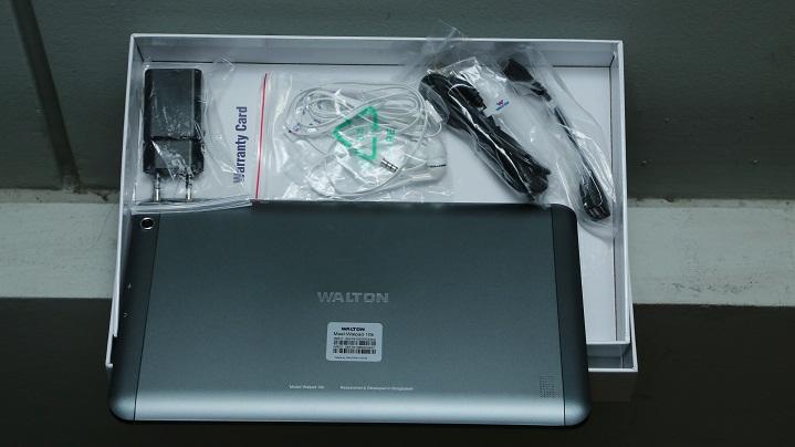 Walton Walpad 10B Unboxing হ্যান্ডস-অন রিভিউঃ Walpad 10B, আছে ৫ মেগাপিক্সেল ক্যামেরা ও ৬০০০ মিলিঅ্যাম্পিয়ার ব্যাটারি