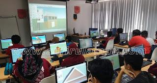 Kelas 3D Google Sketchup Amar