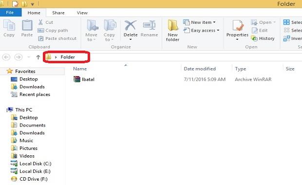 أفصل طريقة لكسر باسوورد الملفات المضغوطة Winrar بدون برامج