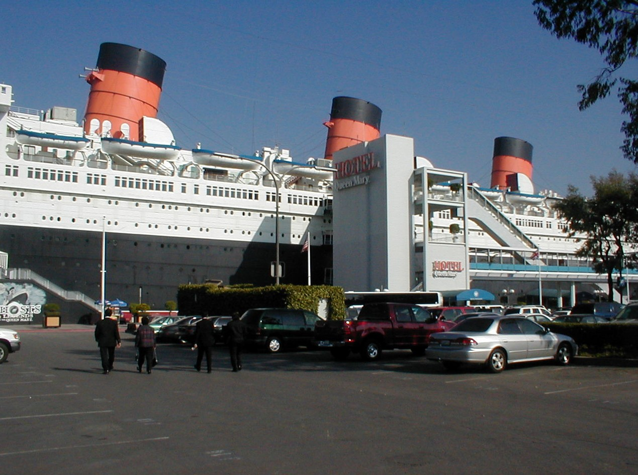 Queen Mary Hotel Long Beach Haunted The Best Beaches In World
