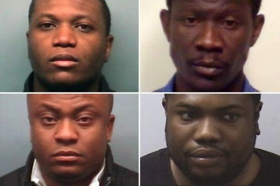 4 Nigerians jailed 14 years total for match.com dating scam
