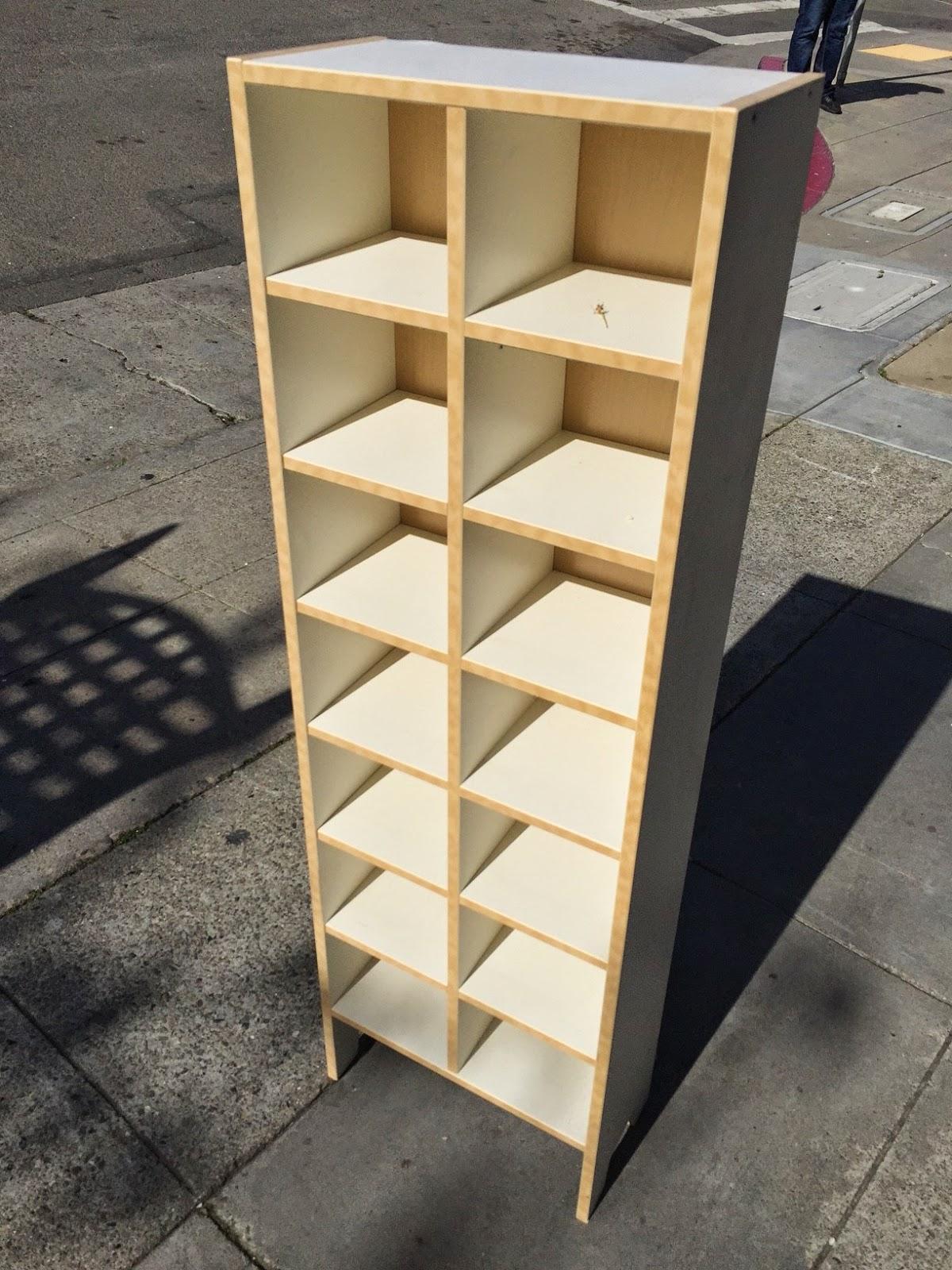Uhuru Furniture Amp Collectibles Sold Ikea Cubby Shelf 35