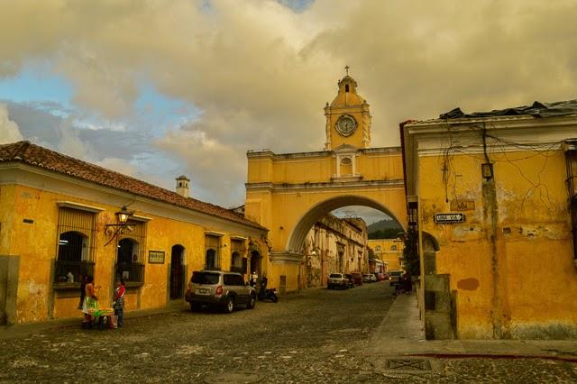 Wanderlist: Antigua, Guatemala