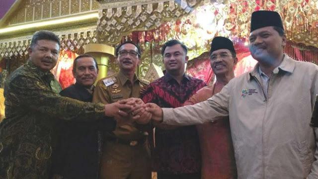 Dukungan Kepala Daerah di Sumbar ke Jokowi Dinilai Tidak Pengaruh