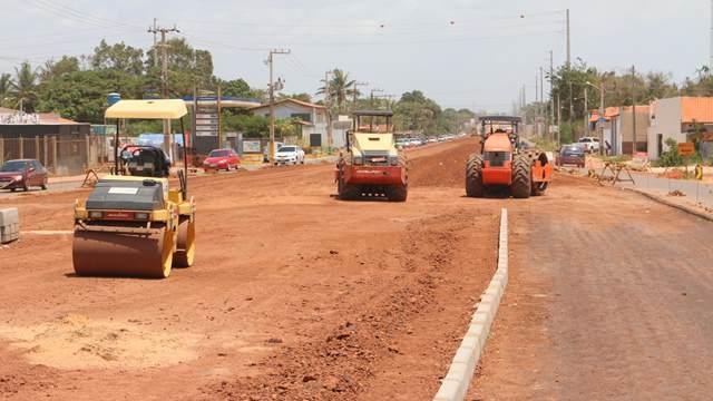 Trecho da Estrada do Araçagy terá 6 pistas