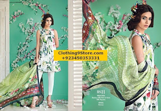 Gul Ahmed Lawn 2017-2018 Vol-01 Magazine with Prices