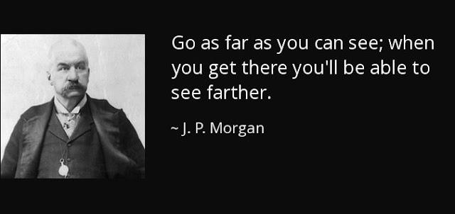 J.P. Morgan Quotes