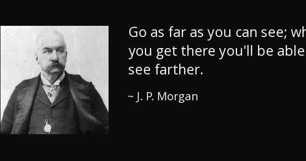 Bootstrap Business: J.P. Morgan Quotes