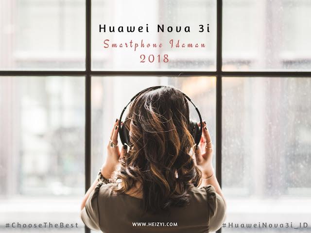 Huawei Nova 3i Smartphone Idaman 2018
