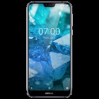 Nokia 7.1 - Specs - Front