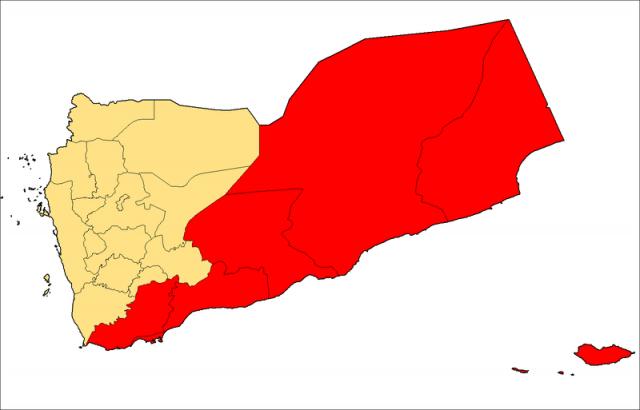 خطة منظمة لتفتيت أبين ومحاصرة القبائل الموالية للرئيس هادي تحضيرا لمواجهات شاملة في المحافظات الجنوبية