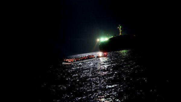 Más de 5.000 personas murieron cruzando el Mediterráneo en 2016