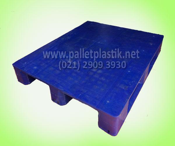 jual pallet plastik M1210 Flat racking gudang