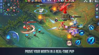 Dungeon Hunter Champions v1.0.15 Moba Apk for Android