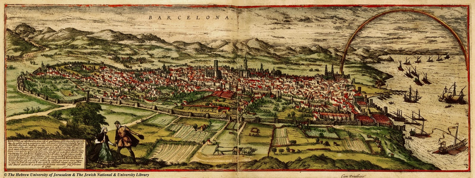 Barcelona finals Edat Mitjana