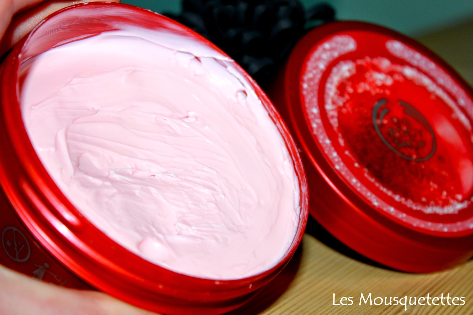 Beurre Corporel Cranberry Givrée The Body Shop - Les Mousquetettes©