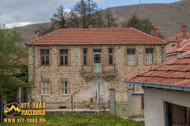 Ljubojno village - #Prespa Region #Macedonia