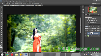 Adobe Photoshop CS6 Screenshot