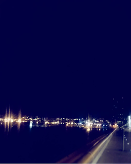 Les terrasses du port