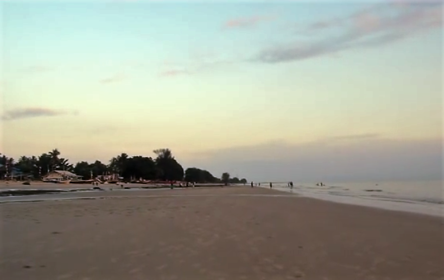 Pantai Pesona Pulau Rupat Bengkalis Riaumagz