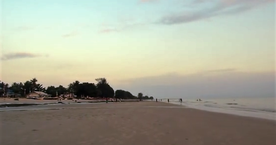 Pantai Pesona Pulau Rupat Bengkalis - RiauMagz