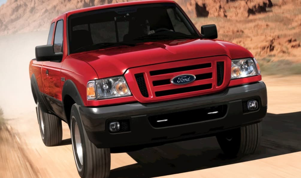 Ford Ranger FX4 Level 2