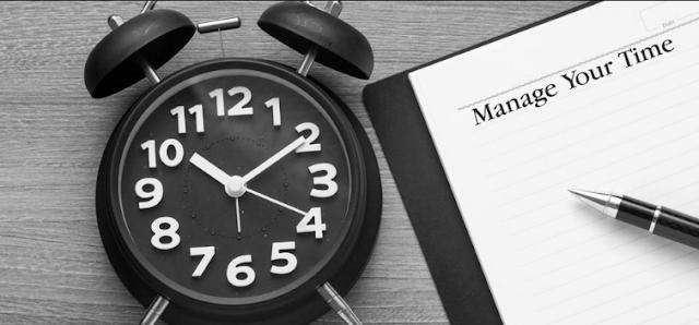 5 Cara Manajemen Waktu Ala Wirausahawan