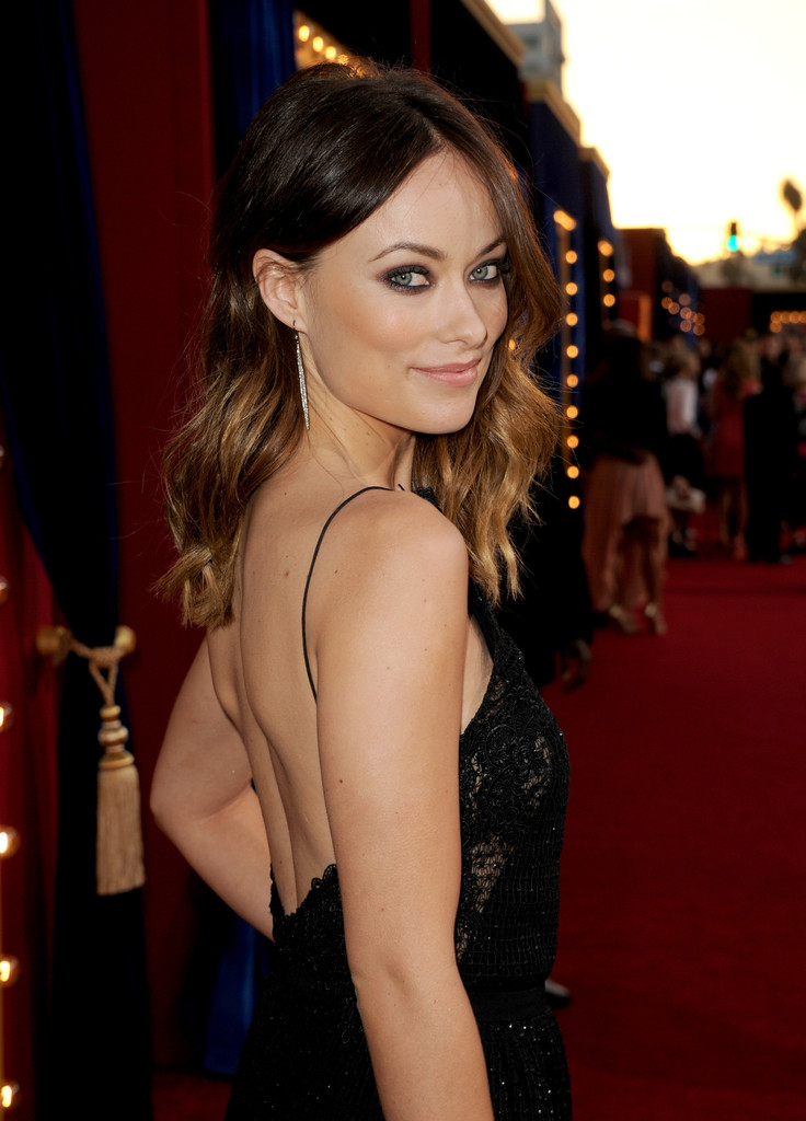 Olivia Wilde Profile And New Pictures 2013: 'The Incredible Burt Wonderstone' Premiere