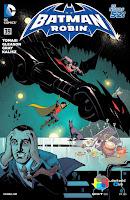 Os Novos 52! Batman e Robin #39