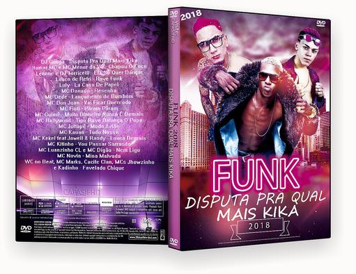 funk disputa pra qual mais kika 2018 – ISO – CAPA DVD