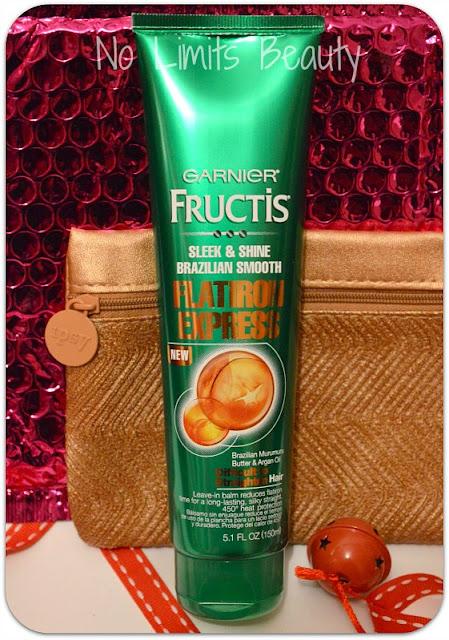 Garnier Fructis - Brazilian Smooth Flatiron Express